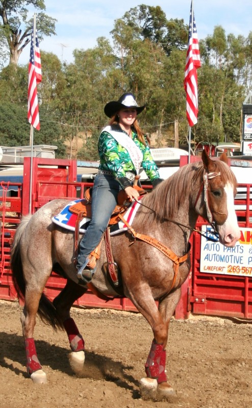 2009 Lake County Rodeo Queen